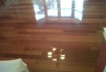 Hardwood Polishing / by Ayoub Carpet Service-ACS