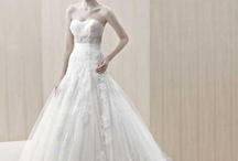 •wedding gown• / by Missy Wang