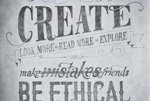 Inspirational Quotes / by Karen Hochberg
