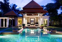 Outdoor Spaces / by Kristy Villane