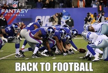 New York Giants / by AllTailgating .com