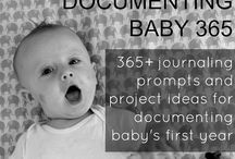 Photo Challenge: Document Baby / by Kimberly Maza