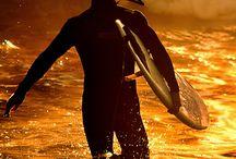 Silhouettes / by Kula Nalu Ocean Sports