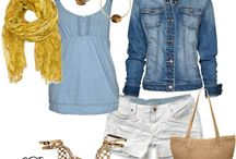 Outfits I want / by Cindy Roque Horne