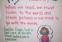 Comprehension--Visualizing / by Rochelle Wentz