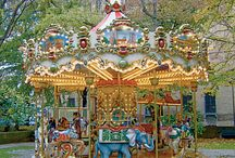 Carousel / by Suzanne Jolly