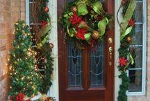 Christmas decor / by Kristie Thor