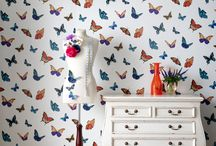 wall paper / by sofrench deco