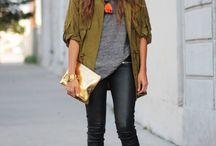 Concrete runway / Street fashion / by Erica Lynch-Napoleon