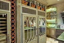 Dream kitchens..... / by pam king