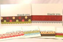 Cards: Thank You  Likes! / by Terri Michalenko