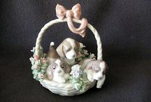 Lladro Porcelain / by Janice Tanner