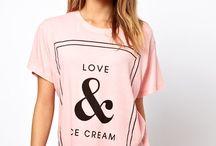 Awesome t-shirts / by Nicole Ferretti