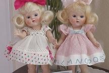 Dolls / by Jeanette Demanett