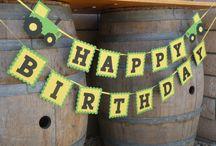 Case's 1st Birthday! / by Kayley Fredricks