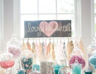 Candy buffet / by laura crowe