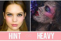 I heart makeup / by Bethany Fox