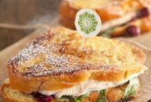 sandwichs / by Geraldine Everett