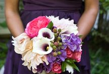 Wedding - flowers / by Melissa Dunn