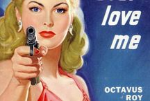 """Pin-Up Pulp Fiction """"Lazy"""" / by Art of the Pin-Up Girl"""
