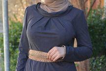 Hijab Dress / by Hijab Styles