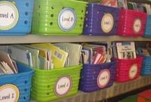 Classroom Organization Ideas / by Jessica McAuliffe