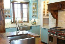 Kitchens  / by Courtney Sumner