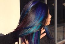 Hair color / by Nancy Powell