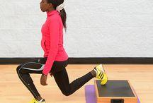 Running & Crosstraining / by Elise Pritchard