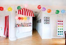 Party Ideas / by Vanessa Petropole-Geroulanos