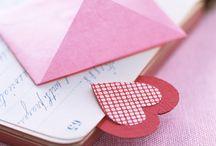 Love / Quelques idées déco ou DIY pour des cadeaux ou pour décorer  votre intérieur ! A la saint-Valentin ou pour tout le reste de l'année :) Saint-valentin / St Valentin / Valentine's day / by Liz-Ln Comdeuxfilles