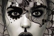 Makeup & Face Painting / by Tanya Matias