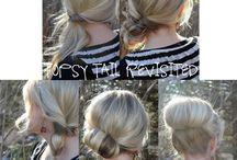Hair ideas / by Sylvia Hernandez