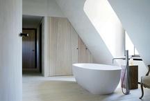 bathrooms /   / by Lysann | Pure Living* Interiors