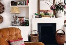 den/family room / by Maryamhasan Ahmad