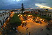 Querétaro, México / Lugares sin igual en Querétaro / by Adam Ortíz