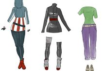 Comic Book Fashion / by The Mary Sue