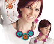 Crochet Jewelry  / by Tatyana Zhelyazkova