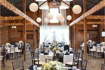 Wedding decor / by Jill Birkenholtz