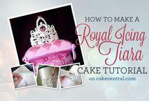 Cake Decorating Tutorials / by Otilia Li