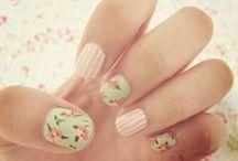 Nail polish / by Olivia Lyon