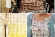 Sewing Projects / by Julia Powell