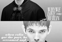 Merlin addiction / by Bekah Lauren
