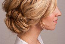 Hair styles to try / by Amanda Adamson