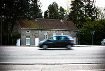 my photographs / theme 1 / 'cars passing by'  / by michael fockedey