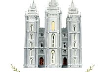 The Church of Jesus Christ of Latter-Day Saints / by Makayla Anderson