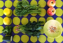 Green Juices & Smoothies / Juices and smoothies with vegetables (& fruits) / by Melinda Hecht