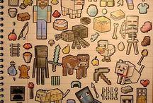 Minecraft / by Julie Rose Foldager