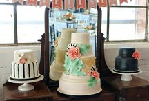 Cake and Cup Cake  / by Kayte Bookbinder