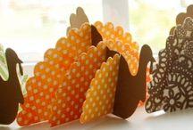 Turkey Crafts / by Sherron Heidlage